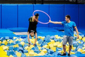 Treningi indywidualne w Jump Hall