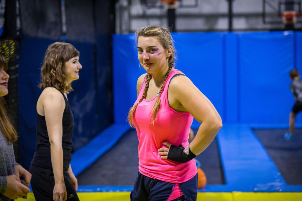 Sport sposobem na walkę ze stresem